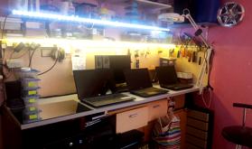 Atelier de réparation PC Portable