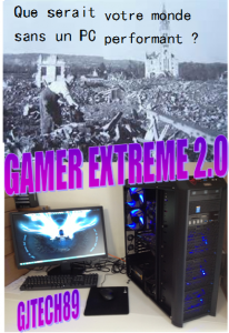 PC Gamer Extreme 2.0 GJTech 89