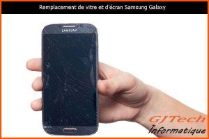 Samsung Galaxy dépanage